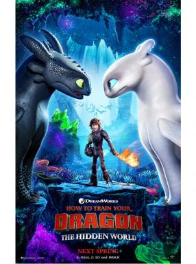 How to Train Your Dragon - The Hidden World movie trailer