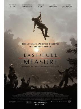 The Last Full Measure movie poster