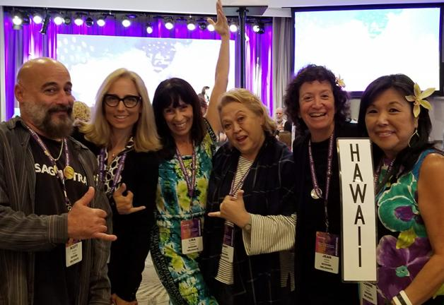 Hawaii convention delegates