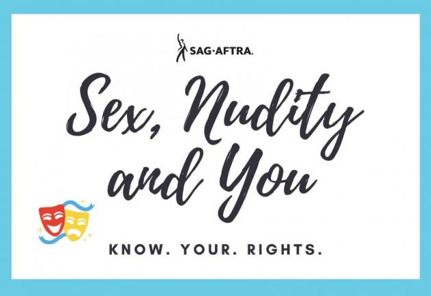 Safer Working Conditions: An Important Message from SAG-AFTRA