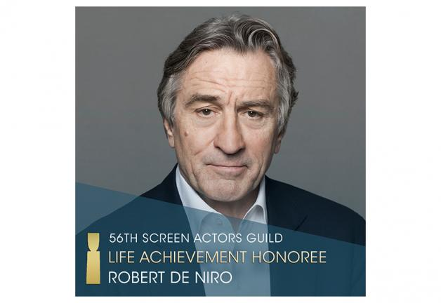 Robert De Niro headshot