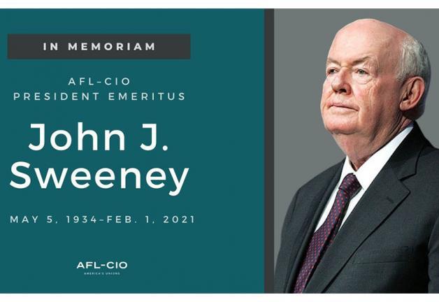 Declaración de SAG-AFTRA sobre el fallecimiento de John Sweeney