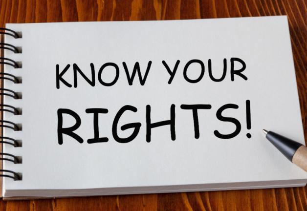 Conozca Sus Derechos
