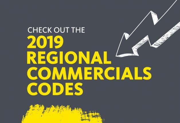 Regional Commercials Code