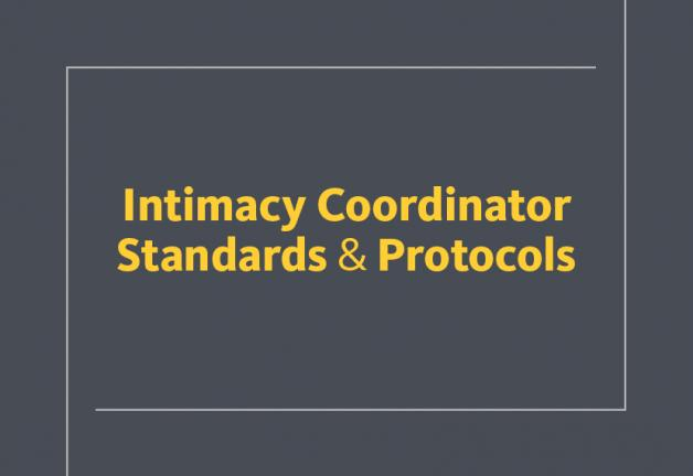 Intimacy Coordinator Standards & Protocols