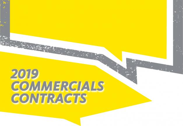 2019 Commercials Contracts