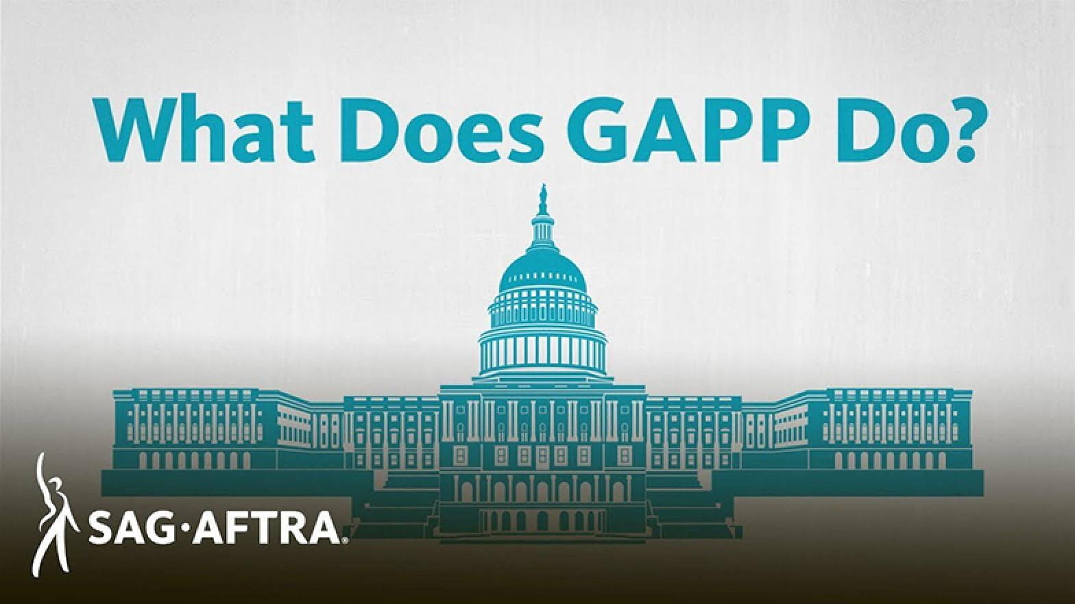 GAPP Advocates for You
