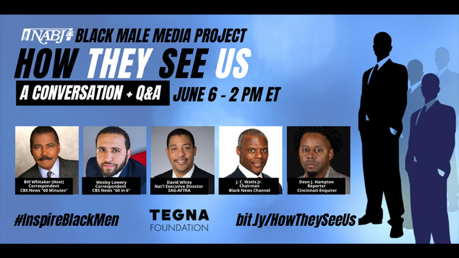 """NABJ """"How They See Us"""" panel promo"""