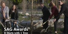 City of LA Recognizes SAG Awards® for Environmental Role