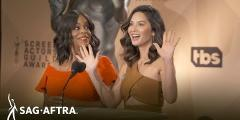 Behind the Scenes at the 24th Annual SAG Awards® Nominations