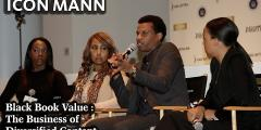 "2016 ICON MANN Panel ""Black Book Value: The Business of Diversified Content"""