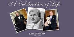 A Celebration of Life: Ken Howard
