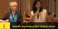 HIGHLIGHTS: Protecting Your Body & Voice: In It For The Long Term