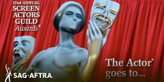 22nd SAG Awards®: The Actor goes to...