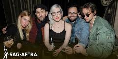 SAG-AFTRA and SAGindie Celebrate Filmmakers at AFI Fest