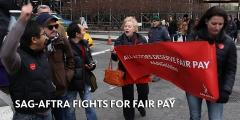 SAG-AFTRA Fights for Fair Pay at Droga5