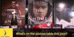 22nd Annual Screen Actors Guild Awards® Holiday Auction