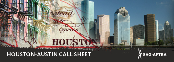 The Official E-Newsletter of the Houston Branch