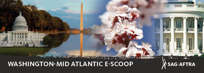 The Official E-Newsletter for the Washington – Mid Atlantic Local